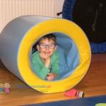 Zajęcia integracji sensorycznej w Centrum Rozwoju Dziecka w Ząbkach